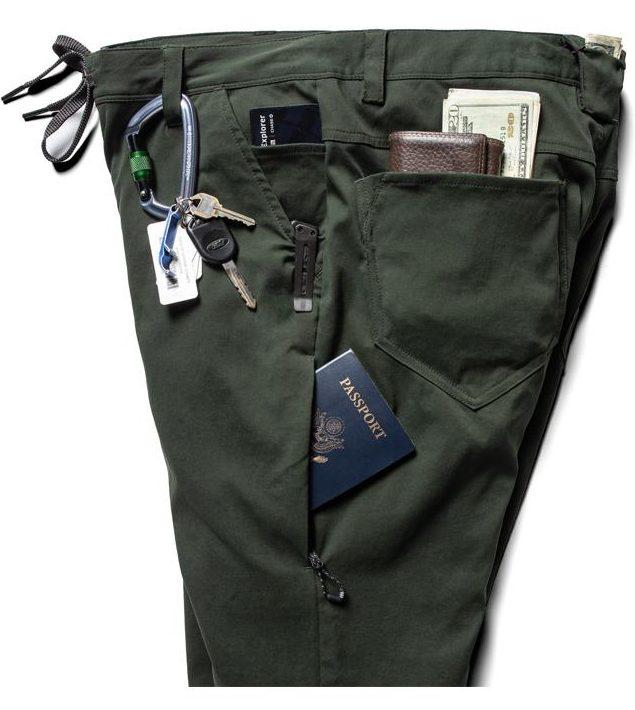 668 Mens Hiking Pants