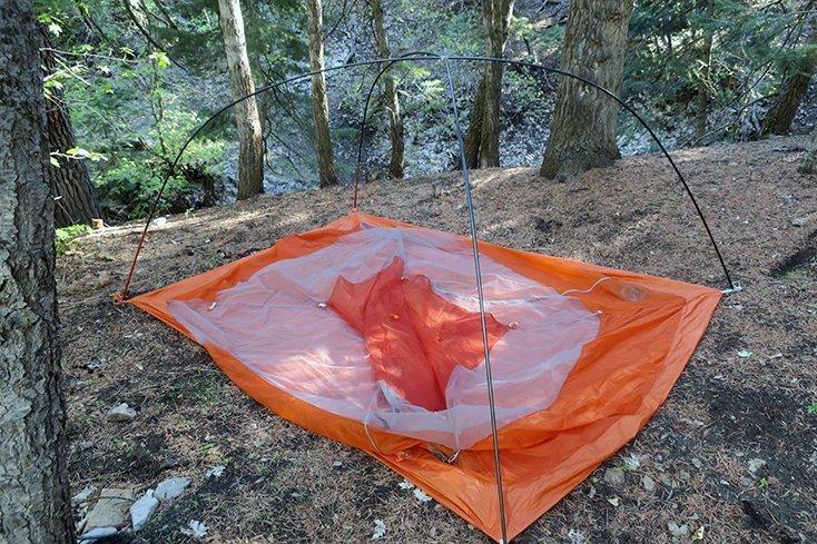 Big Agnes Tent Poles