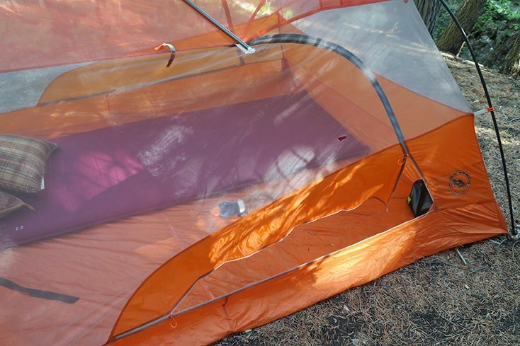 Tent Hole