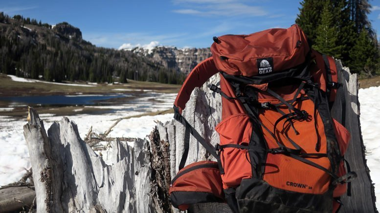 Granite Gear Crown2 38L Backpack