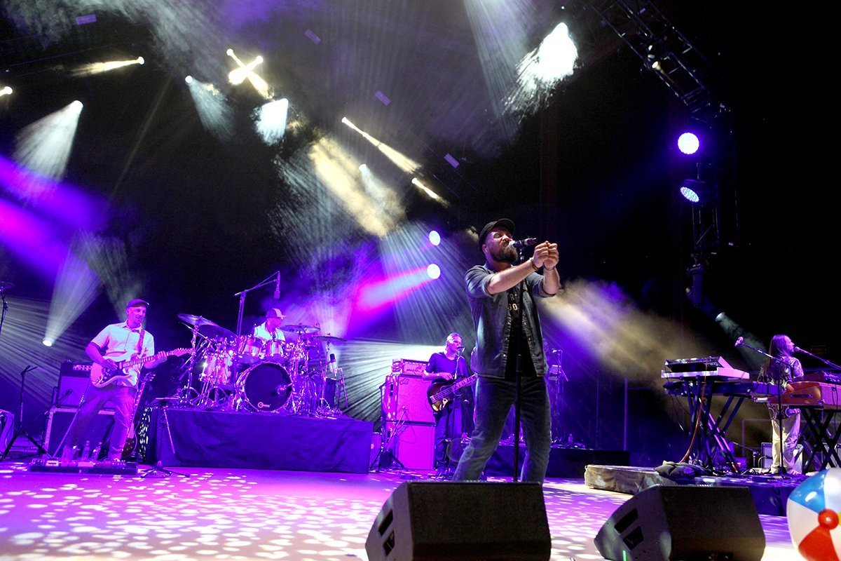 The Motet Red Rocks Photos 2019