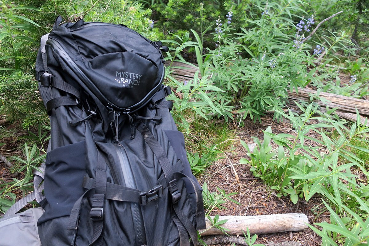 Mystery Ranch Backpack in Wildflowers