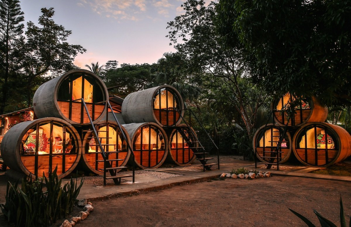 Costa Rica Pipe House