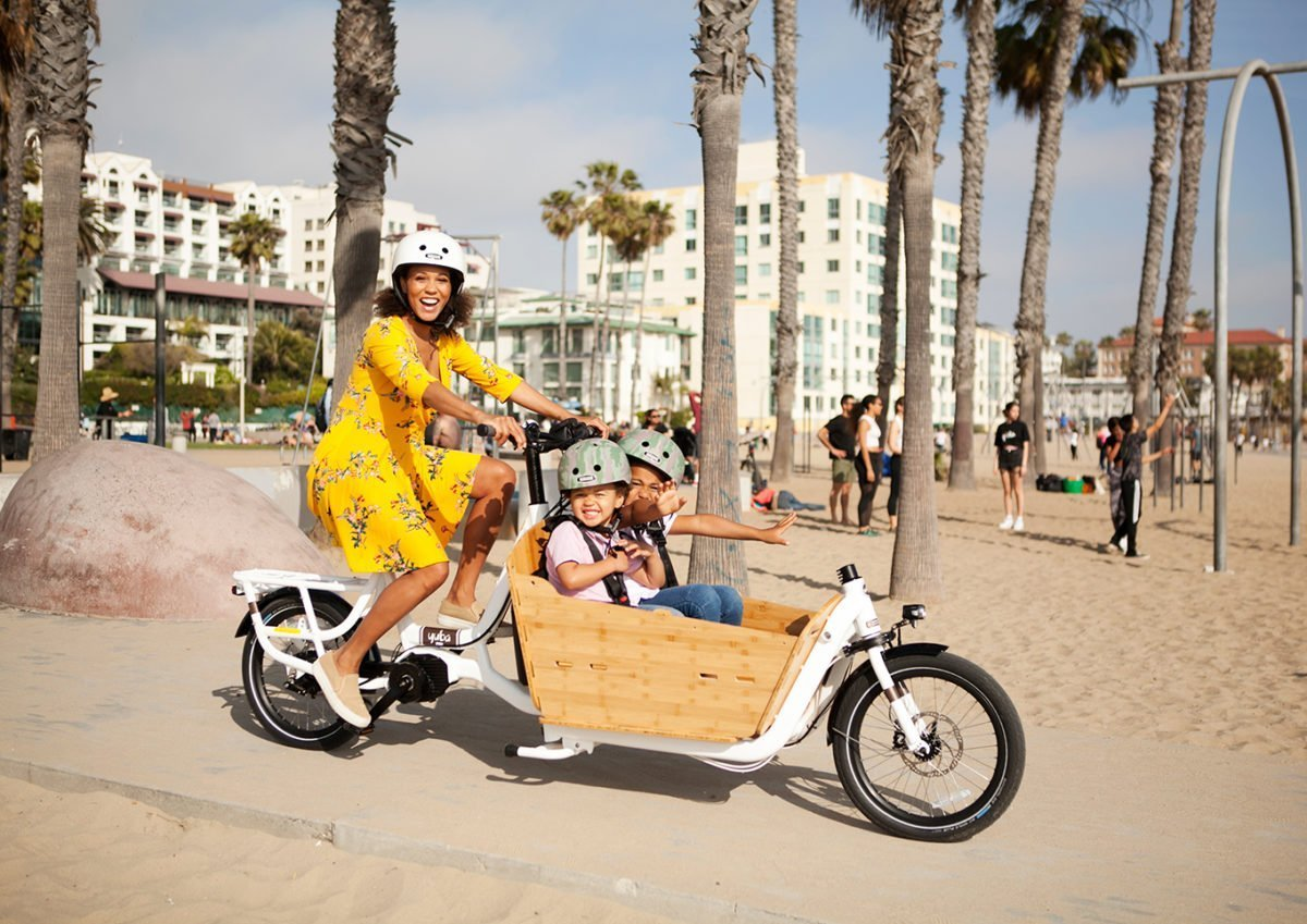 Family Cargo Bikes, Are they Safe to Ride with Kids?