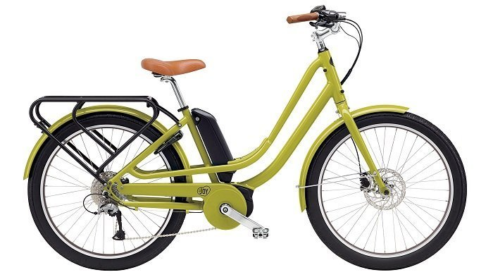 BENNO EJOY 9D ELECTRIC BIKE