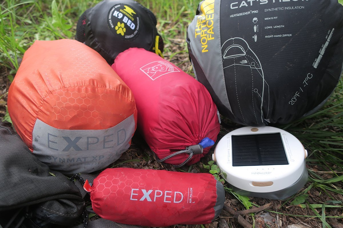Exped SynMat Size