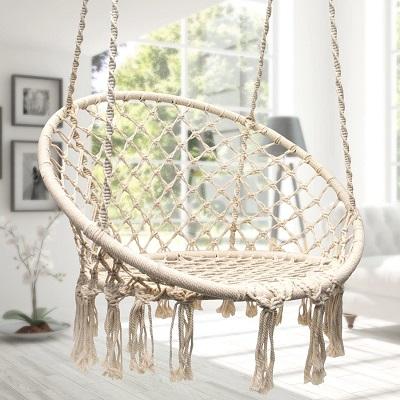 Hammock Chair Macrame Swing
