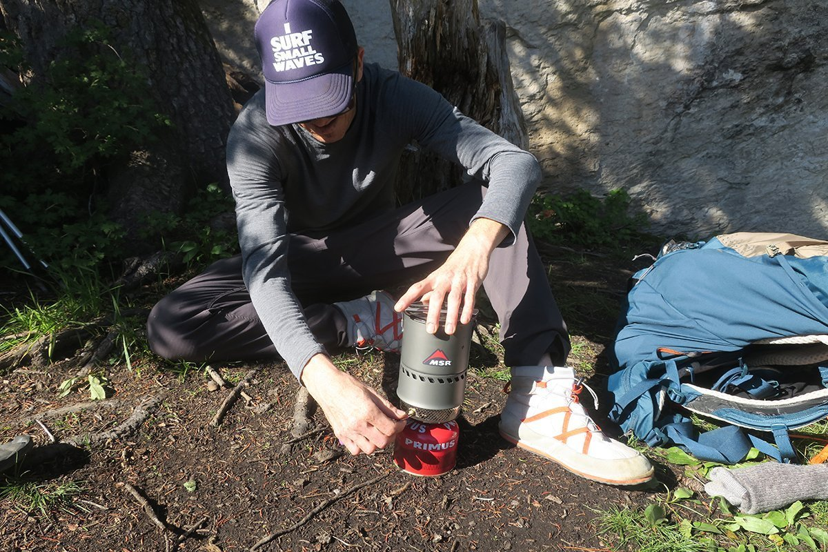 MSR Reactor Stove Review
