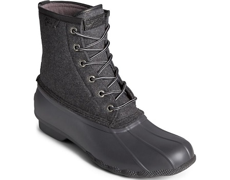 Wool Boots for Men Winter
