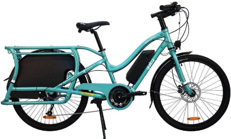 Yuba Electric Boda Boda Step-Through Bike