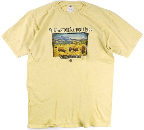 National Park Teeshirt