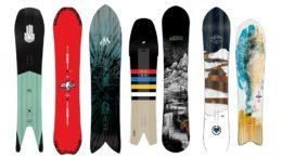 Best Powder Snowboards 2020