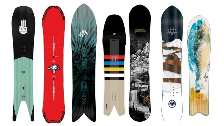 Best Snowboards 2020.The 7 Best Powder Snowboards 2020 Mountain Weekly News