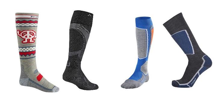 Mens Snowboard Socks 2020