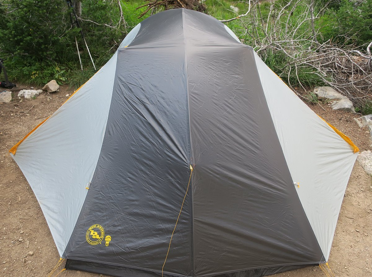 Tent with Rainfly