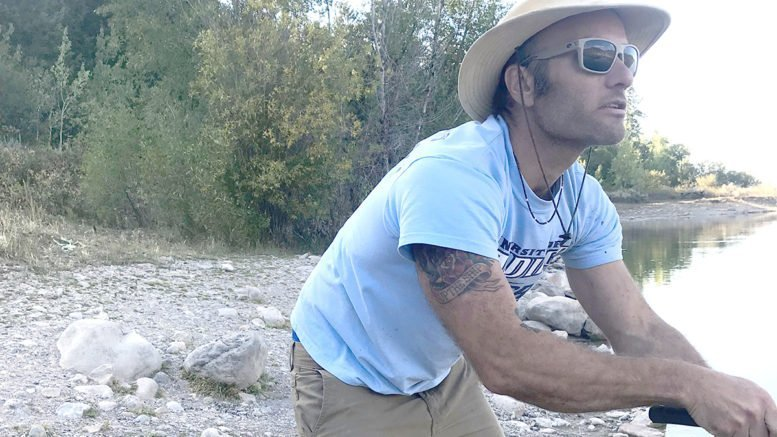 Fishing sunglasses Costa Del Mar in Wyoming