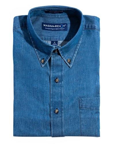 Magnetic Long Sleeve Mens Shirt
