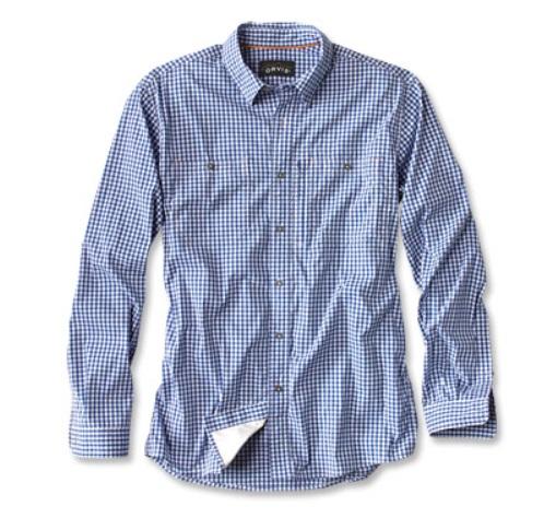 Orvis Mens Fishing Shirt