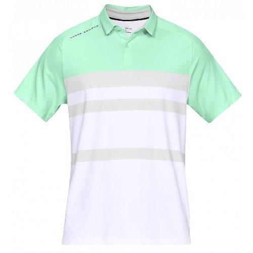 Men's Golf Shirt Under Armour Iso-Chill Block Shirt