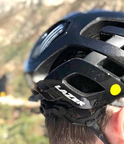 Bike Helmet Twist Cap