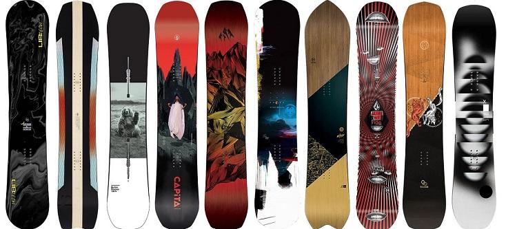 Best Snowboards 2021