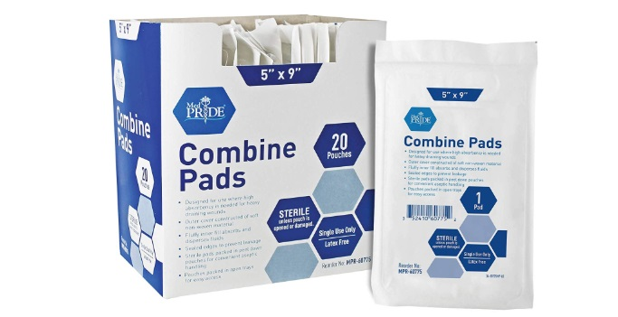 First Aid Pads