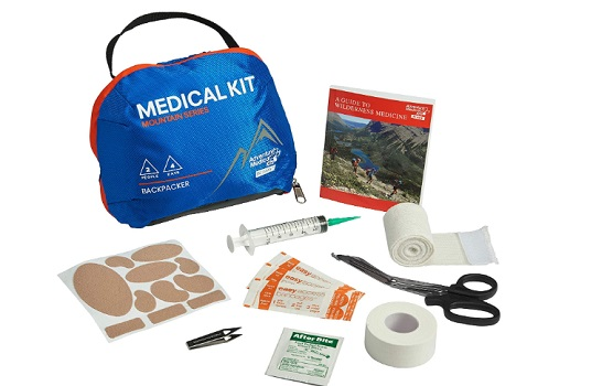First Aid Kit for Hunting