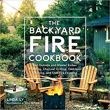 Book about Cooking Outdoors