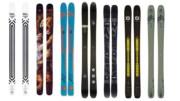 2020 Powder Skis
