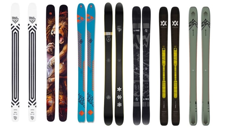 Best Skis 2020.The 7 Best Powder Skis 2020 Mountain Weekly News