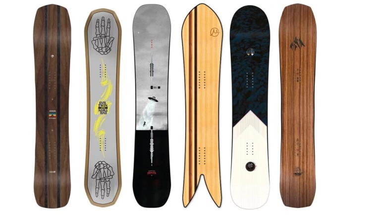 Best Snowboards 2020.The 6 Best Snowboards 2020 Mountain Weekly News