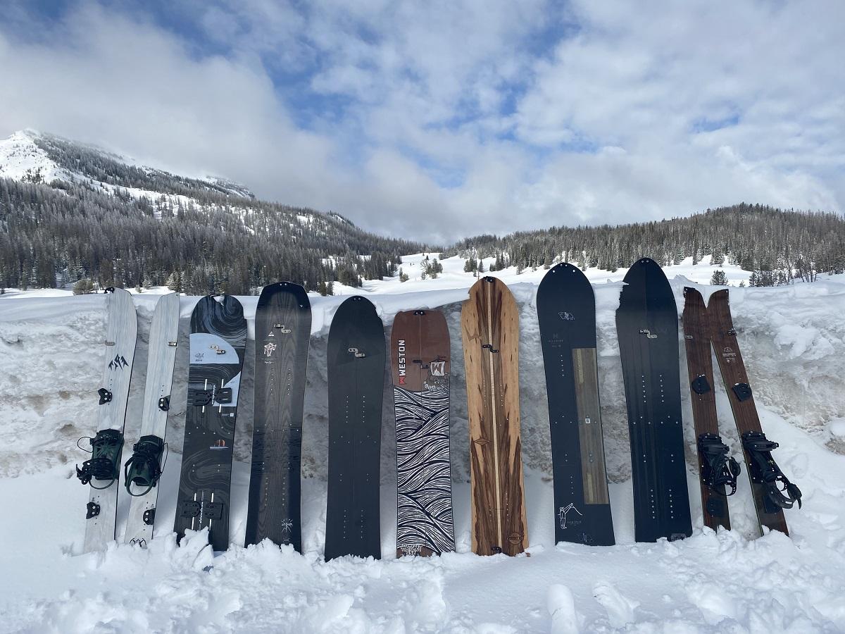 Top 9 Splitboards for 2021