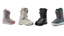 Top Womens Snowboard Boots 2020