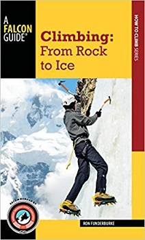 Rock and Ice Climbing Book