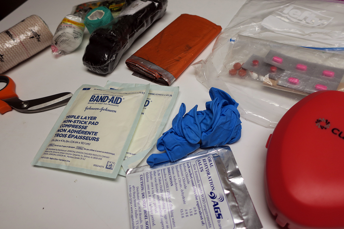 How to Make a First Aid Kit