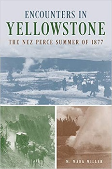 Book about Nez Perce Indians in Yellowstone