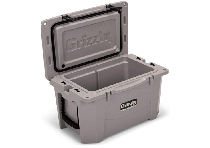 Fishing Cooler - 40QT - Grizzly Coolers