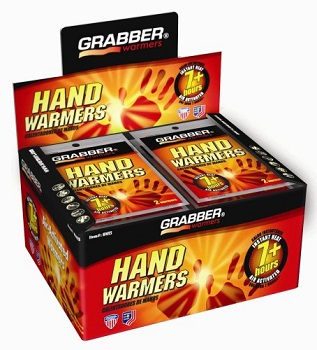 Grabber 7 Hour Hand Warmers for Hunting