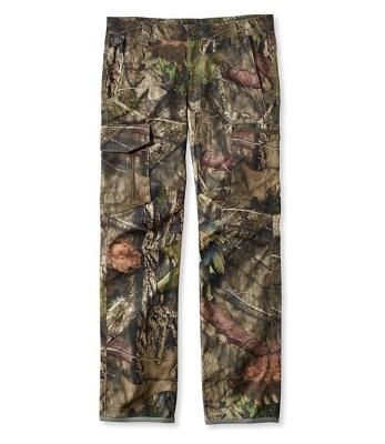 Hunting Pants L.L. Bean Men's Camo Colors