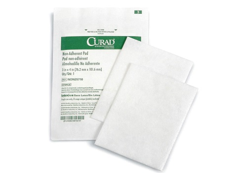 Non Stick first Aid Pads