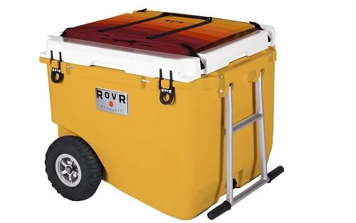 RovR Rollr 60qt Cooler