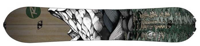 2020 Rossignol XV Splitboard