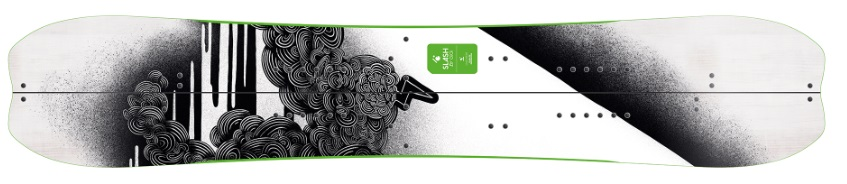 2020 Slash Splitboard