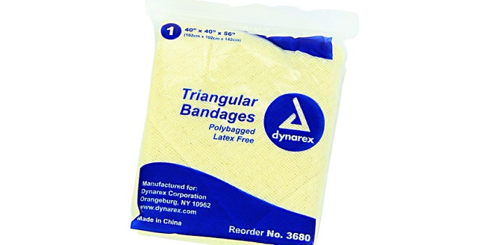 Triangular First Aid Bandages