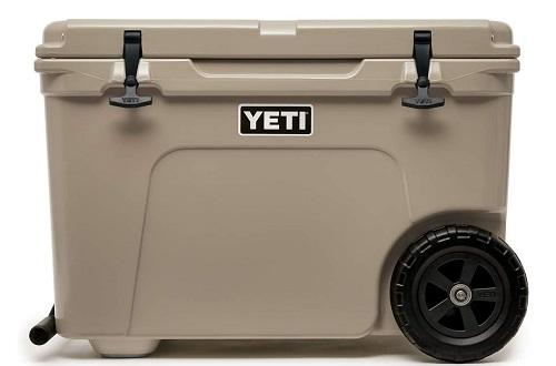Yeti Wheeled Cooler