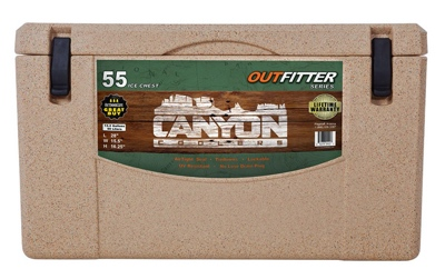 Canyon Outfitter 55-quart cooler