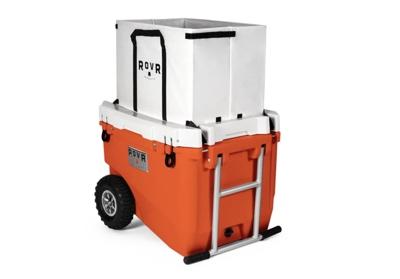 Rovr Rollr 60-quart cooler