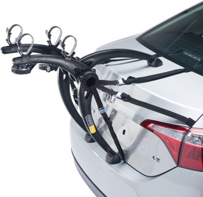 Saris Bones 2-bike trunk rack