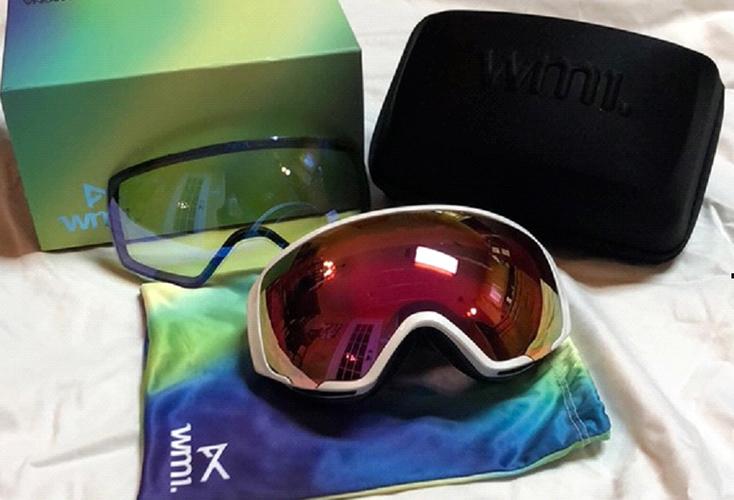 Womens ski goggles