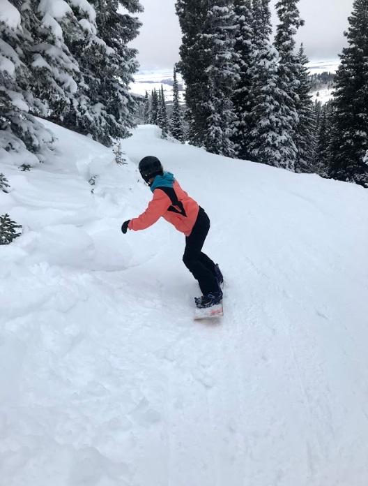 Snowboarding Women Pants